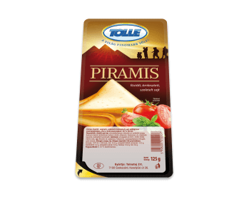 Piramis sliced, equalized