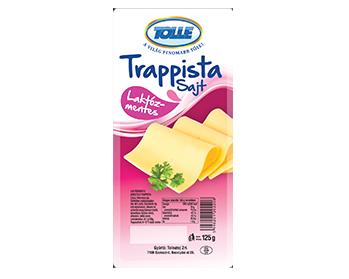 Tolle laktózmentes trappista sajt szeletelt 125 g