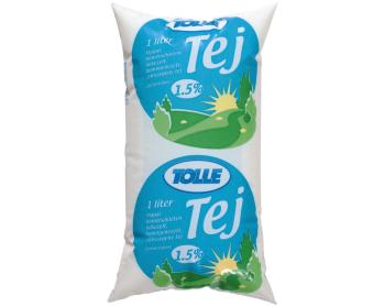 Milk 1.5% fat content