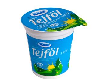 Sour cream, 12% fat content