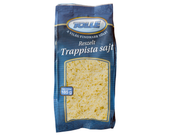Grated, equalized trappist