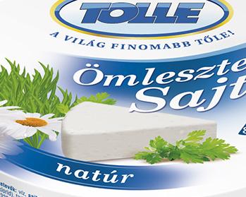 Kördobozos / cikkelyes ömlesztett sajtok
